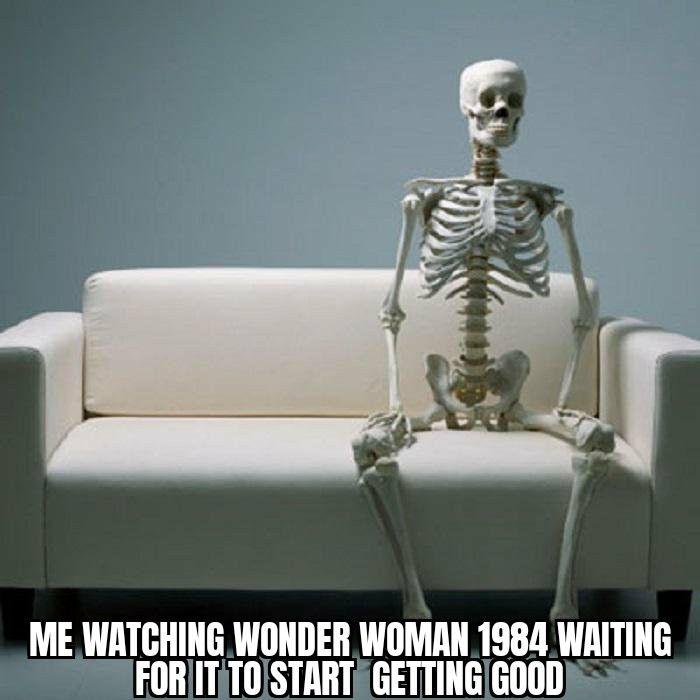 Wonder Woman 1984..