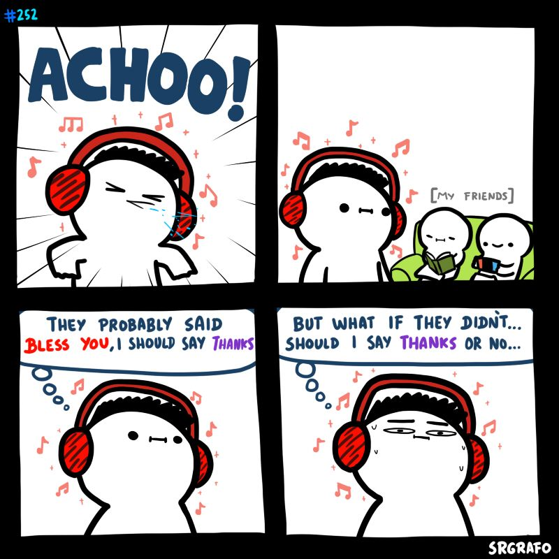 Headset problems