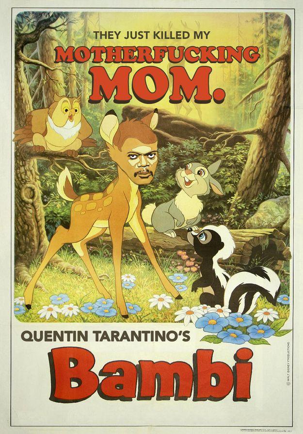 Bambi unchained