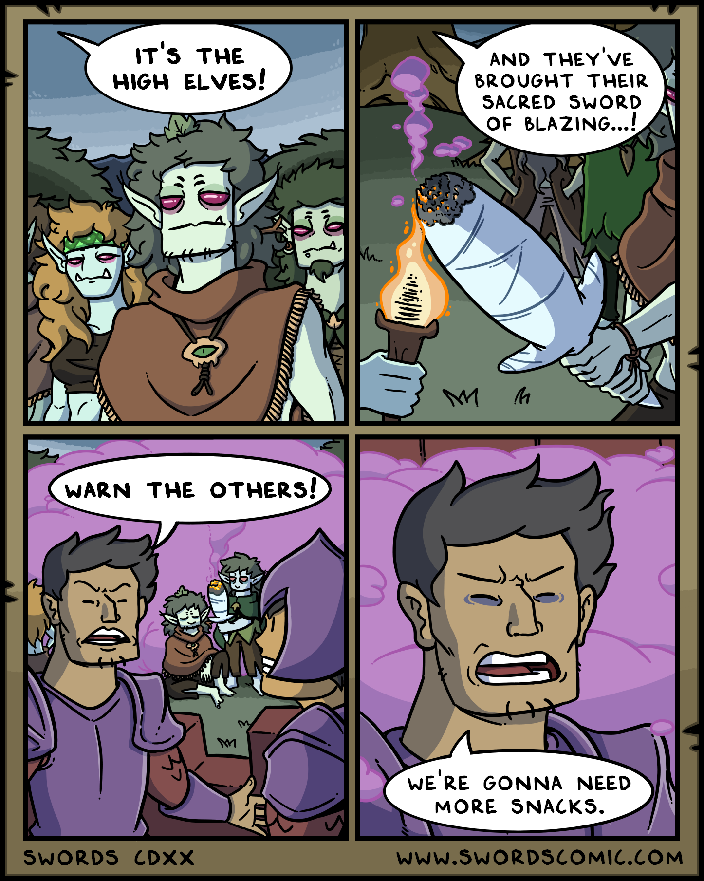 The High Elves