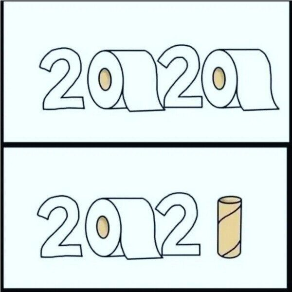 Hoping 2021 is less shitty