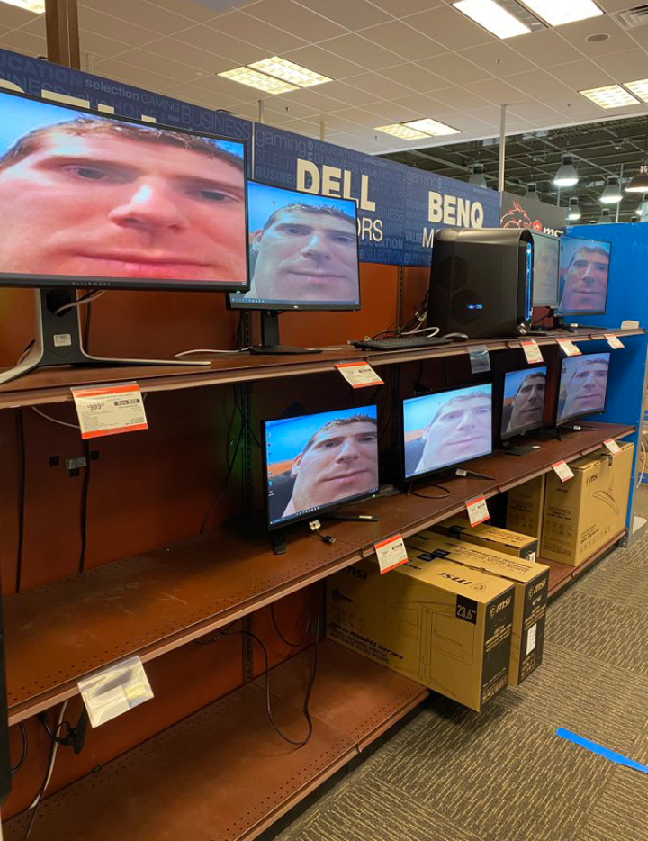 Saw this at my local Micro Center...