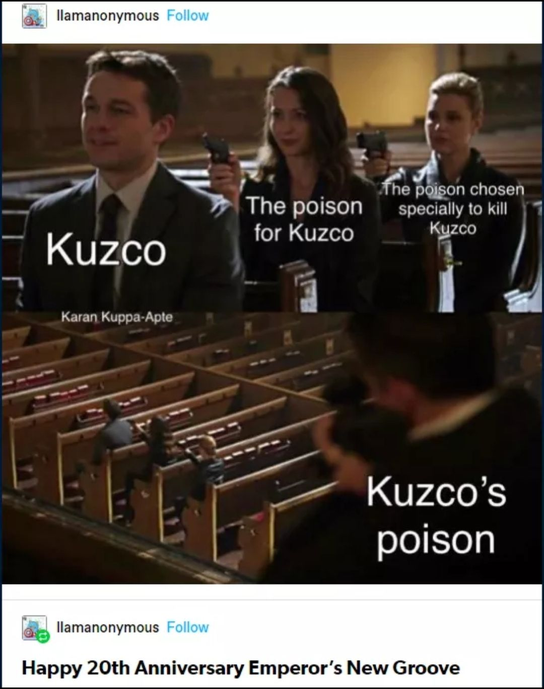 Who's Poison?