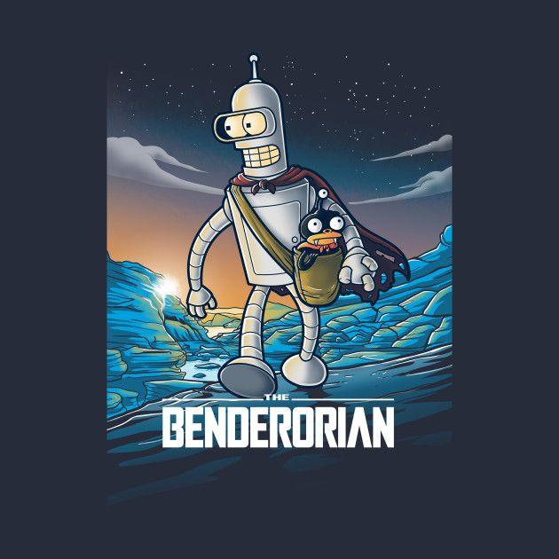 """""""The Benderorian"""""""