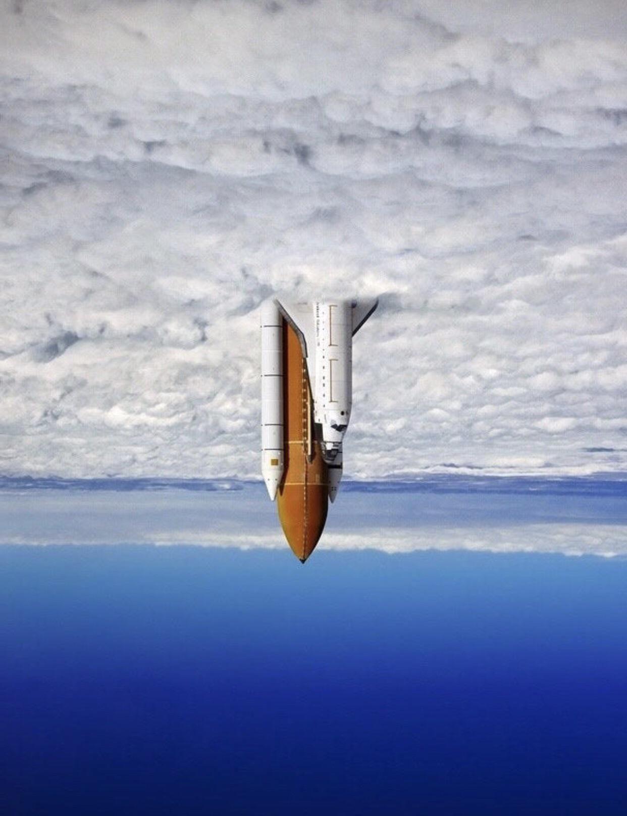 Australian Space Shuttle Launch