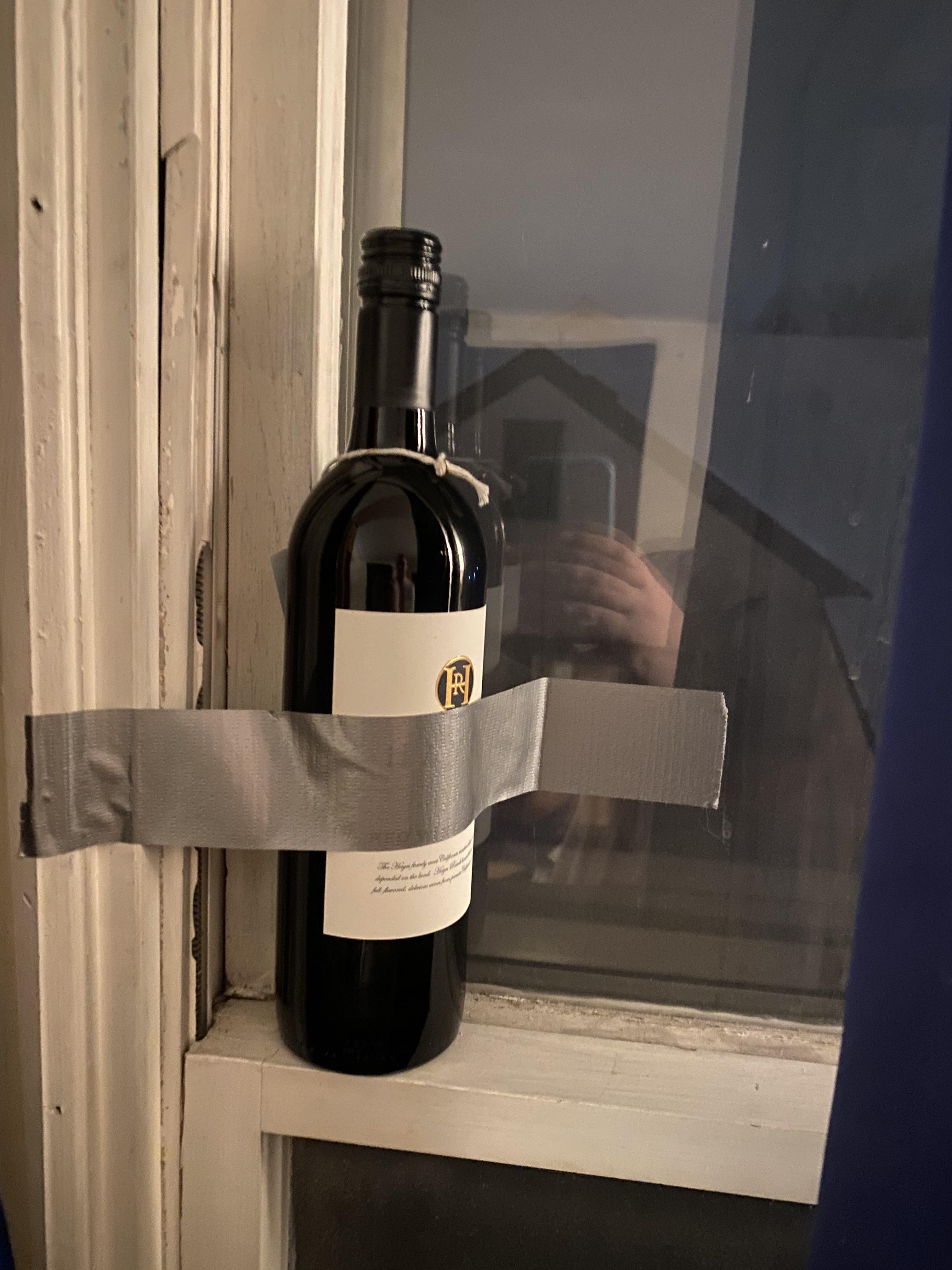DIY Minnesota Wine Fridge