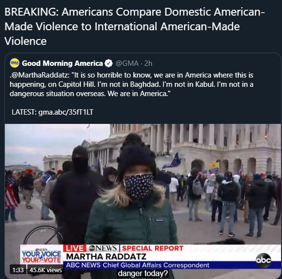 america the 3rd world
