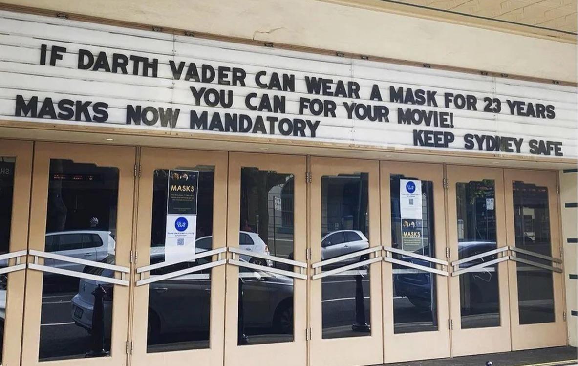 A theatre in Sydney, Australia.