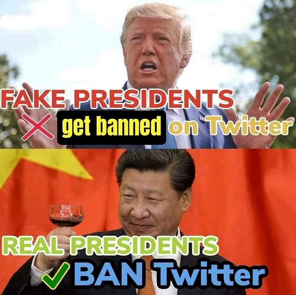 President Xi keeps winning.