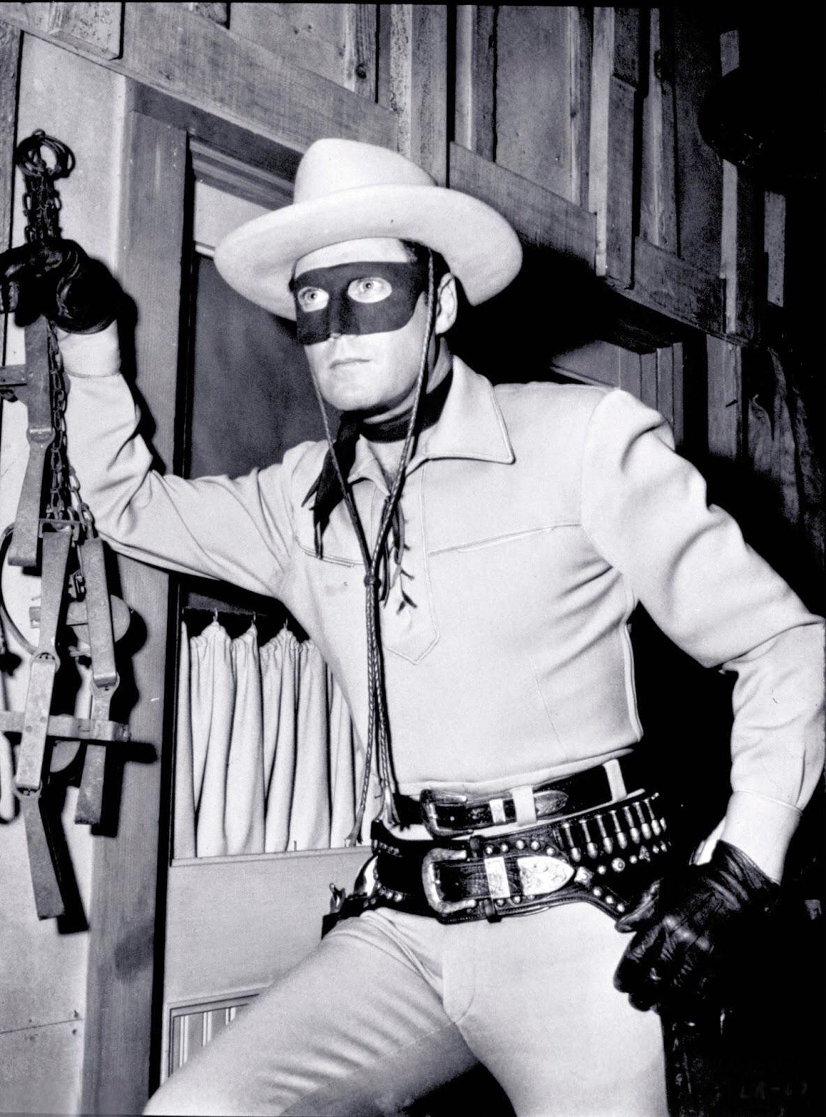 Lone Ranger tests positive for COVID. Tonto blames mask design.
