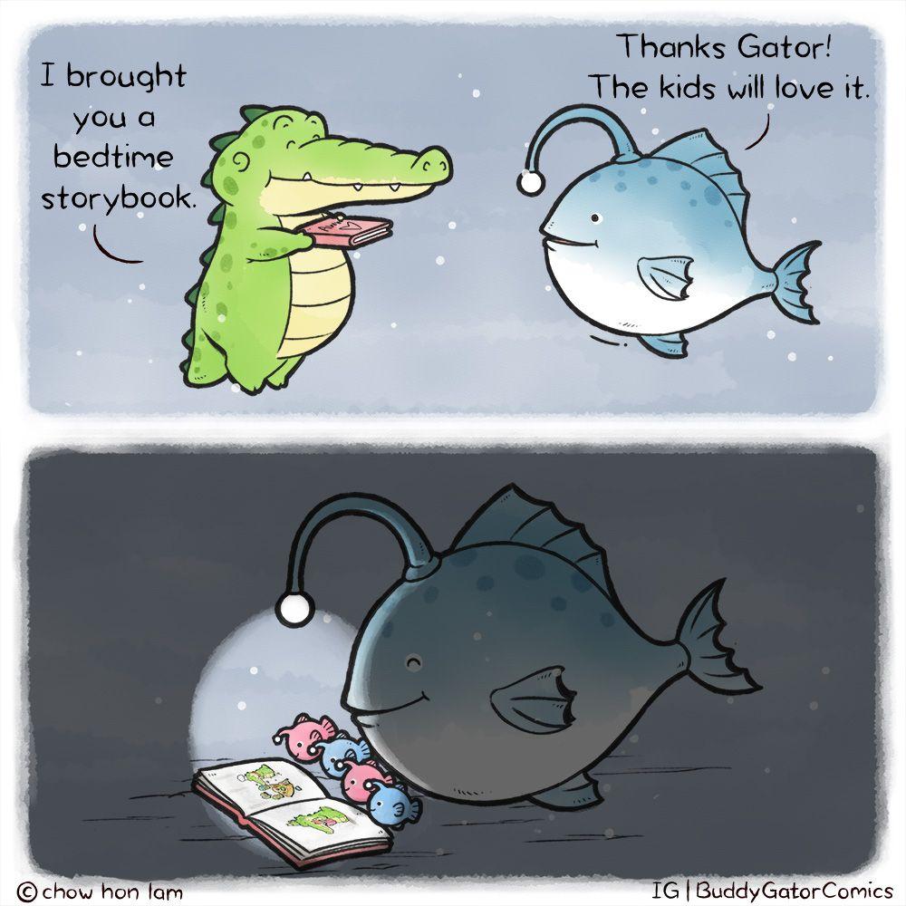 Buddy Gator - Bedtime Story