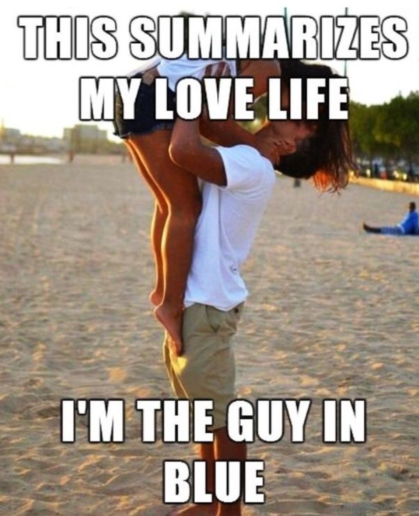 My love life is holesome
