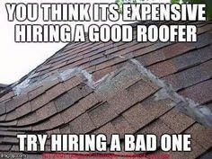 Everyone wants to be a roofer lol