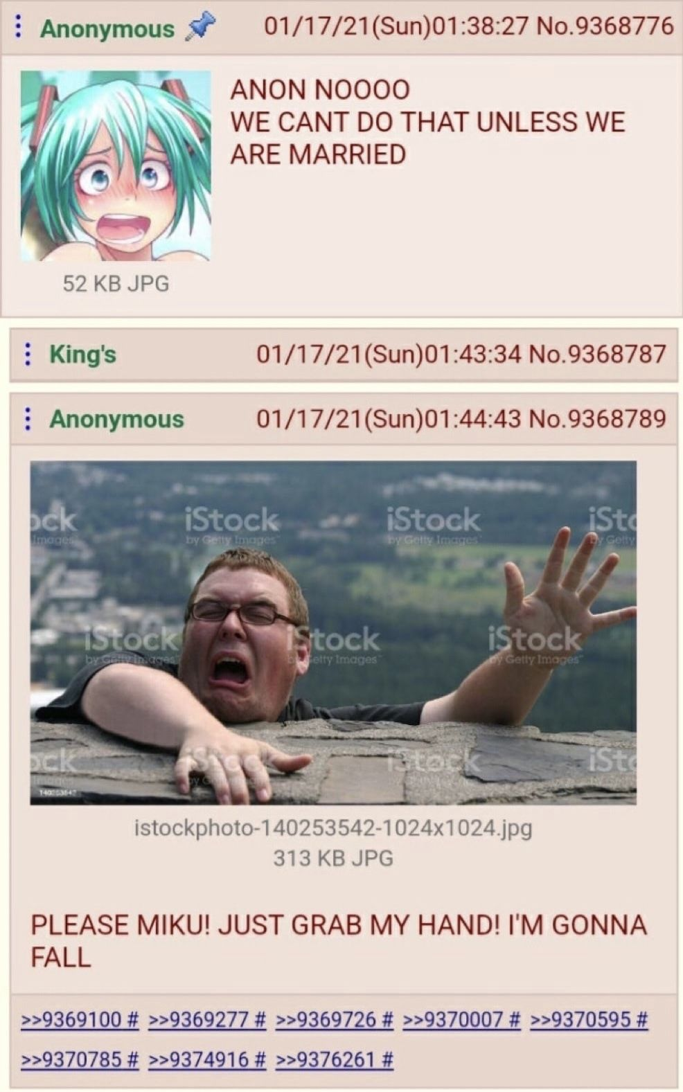 Sorry Anon