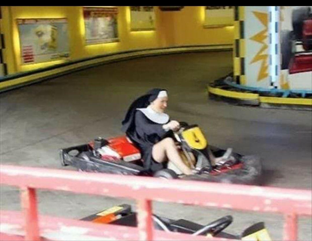 The holy drift