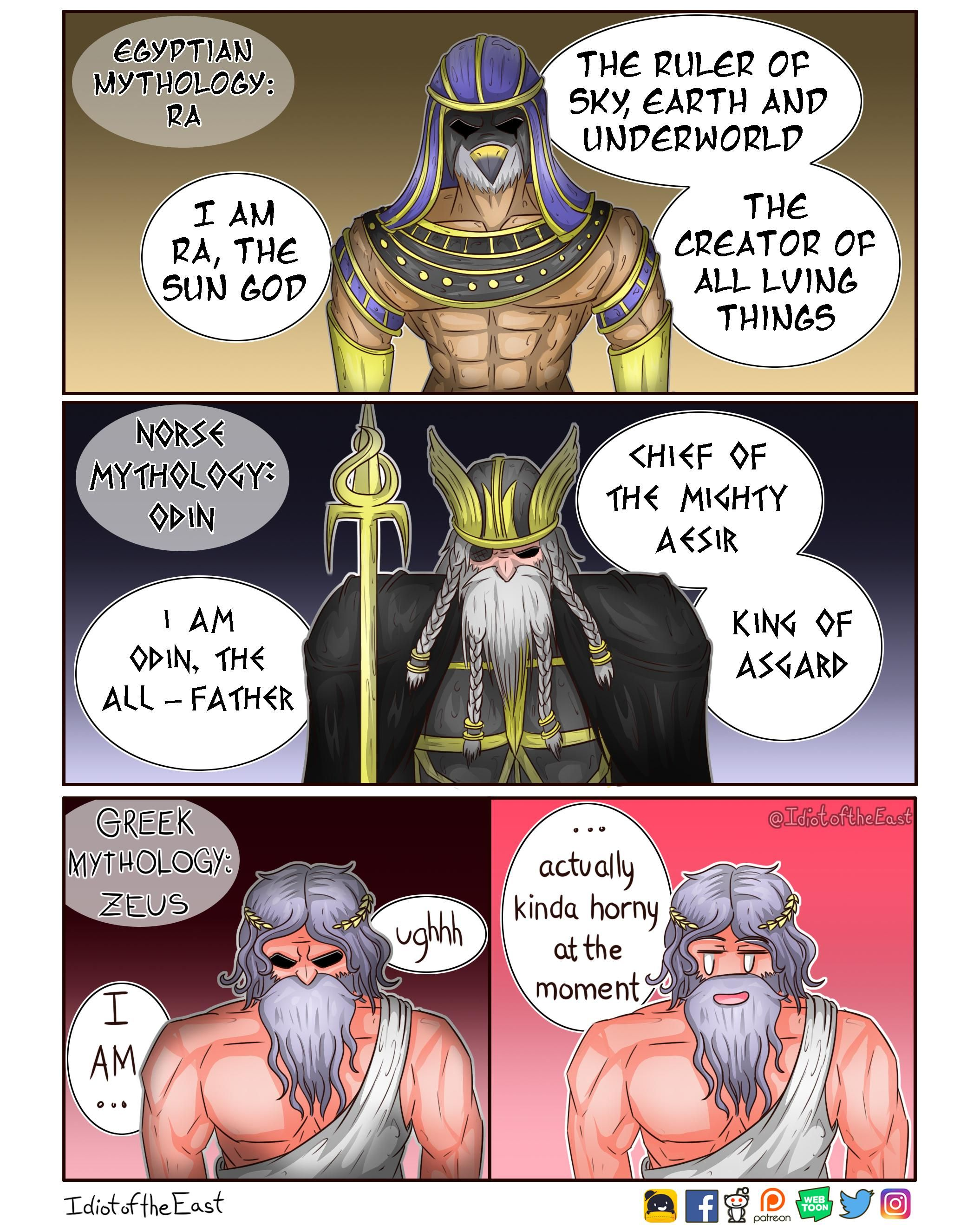 Typical Zeus