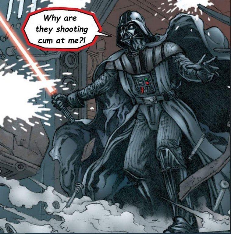 Star Wars Rule 34
