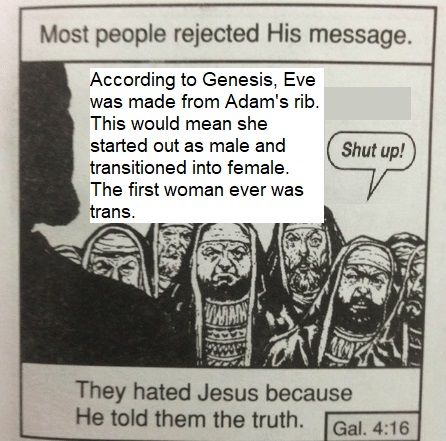 bible did an oopsie