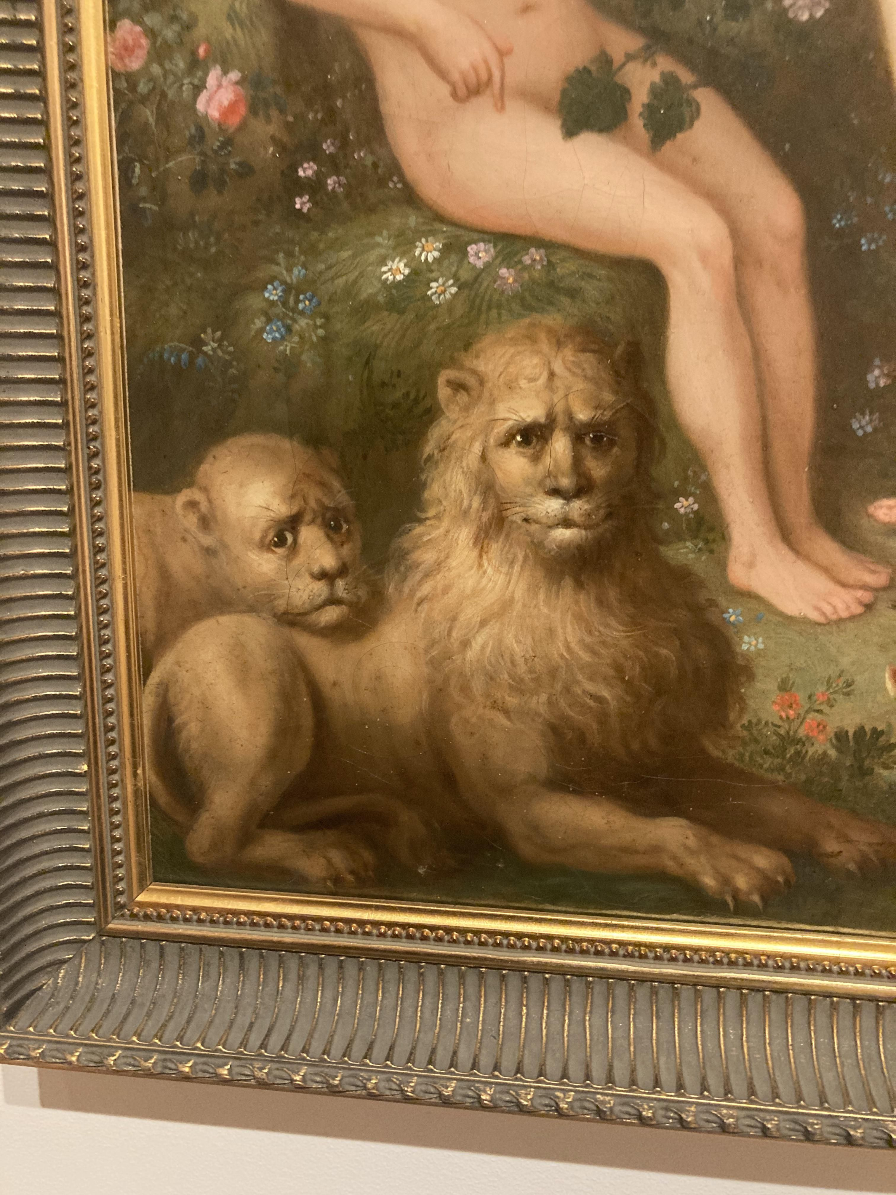 These two lions from todays gallery visit