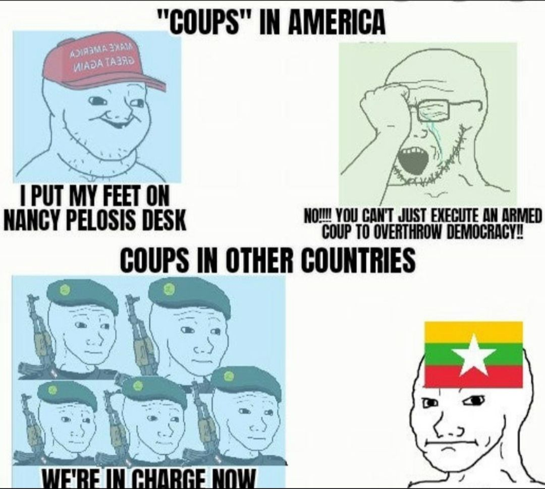 """""""coup"""""""