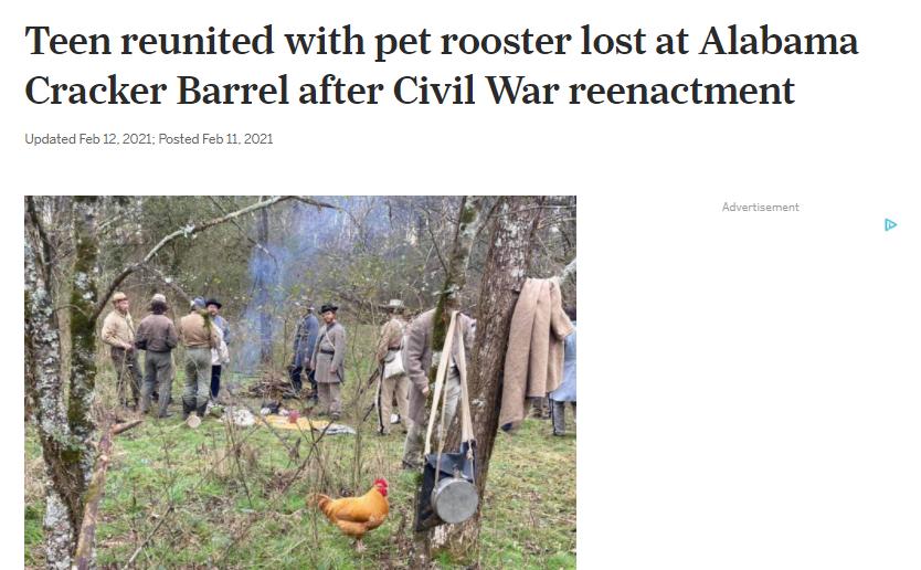 The Most Redneck Headline Ever