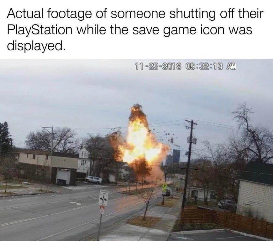 Ahhhh, that's what happens