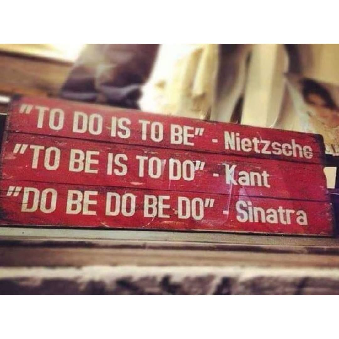 Do be do be
