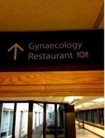 Sure, been forever since I've eaten out