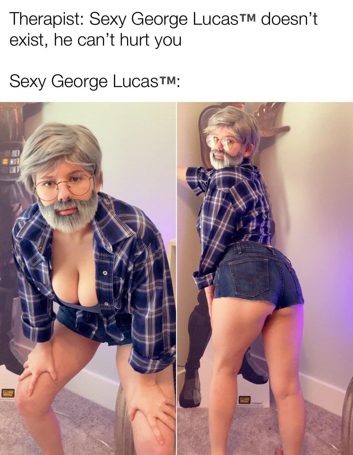 Stupid Sexy George Lucas
