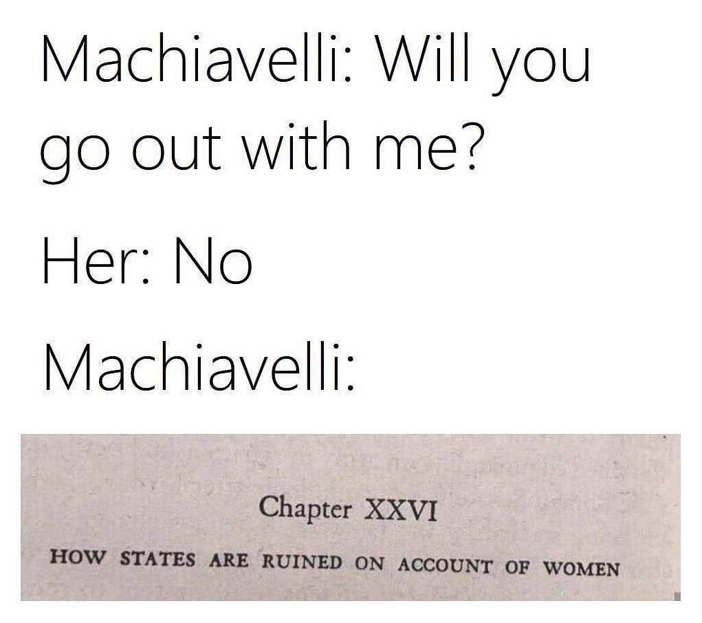 That wench, how dare she!