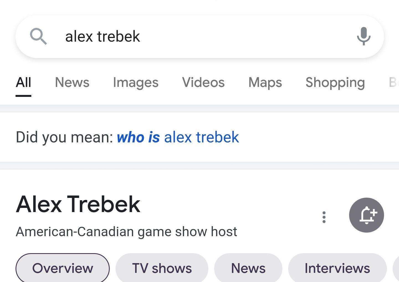 Touché Google, touché