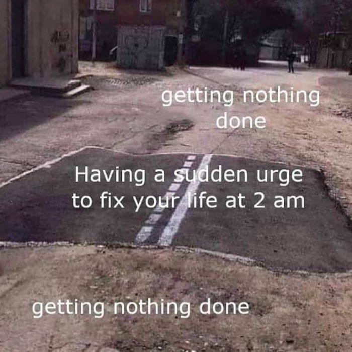 At 2 am