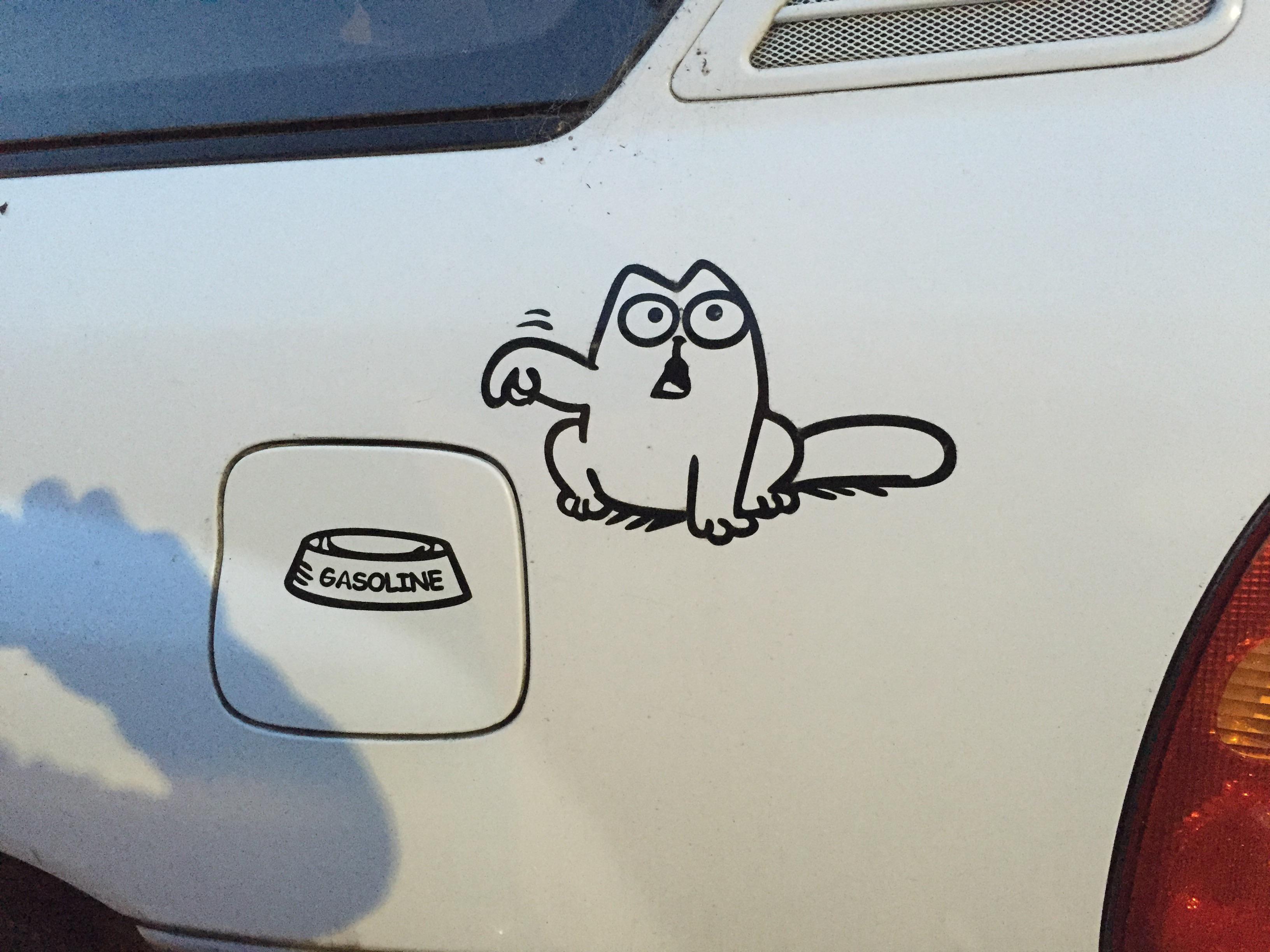 I think I Found Simon's Truck