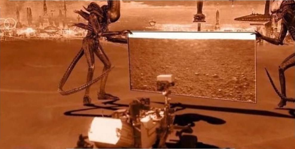 What's really happening on Mars