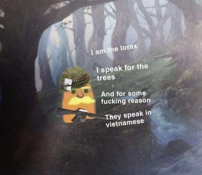 Little happy trees
