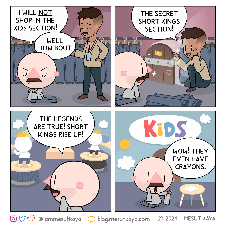 Short Kings