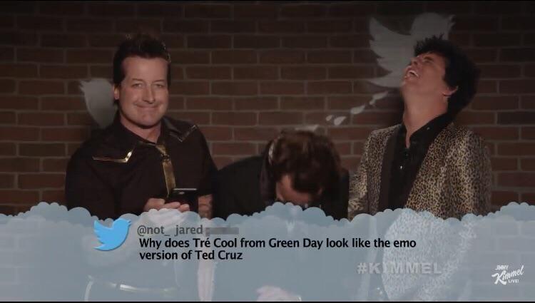 Billie lost it