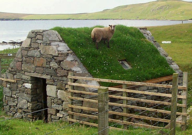 How to mow the lawn in those hard to reach places