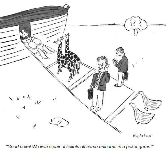 The winner of this week's Caption Contest