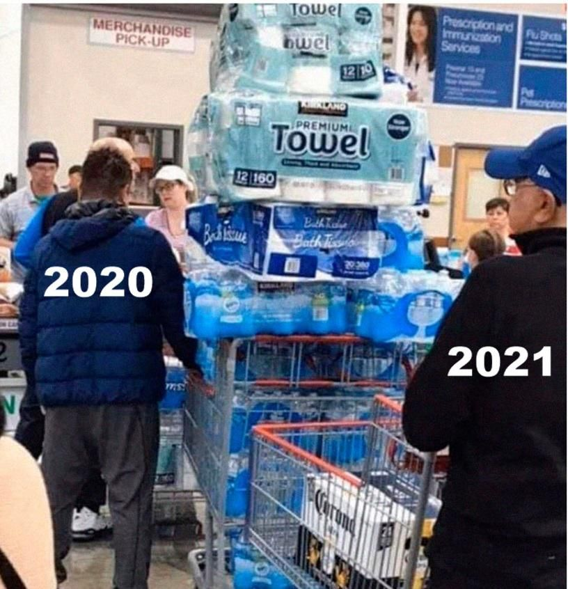 Differences On How People Shop After One Year