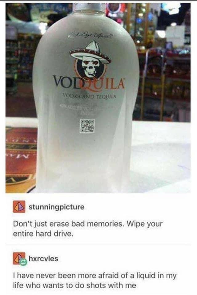 """""""Vodquila"""", ladies and gentlemen!"""