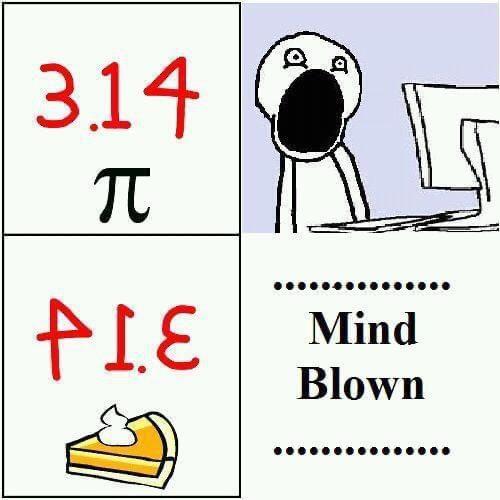 It's my Pie Day!