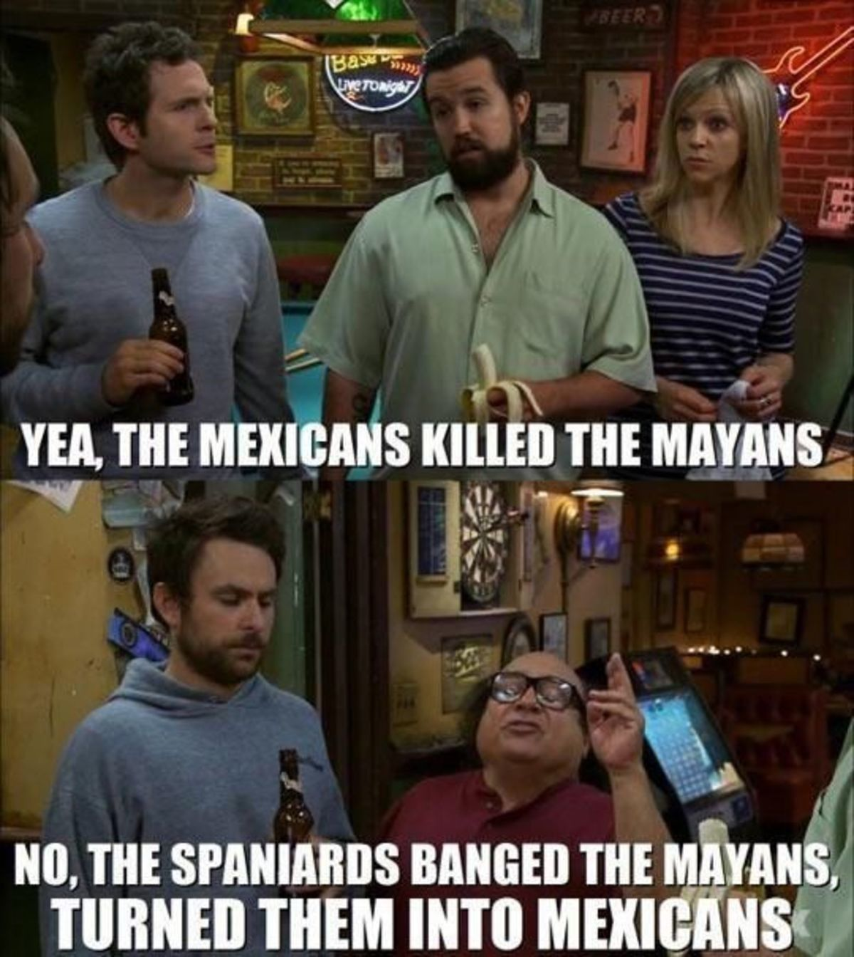 yes mexicans