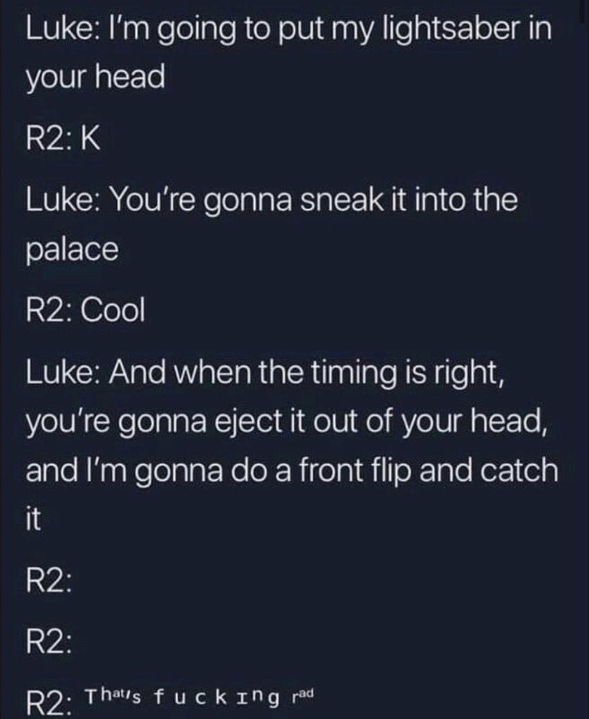 R2 be la