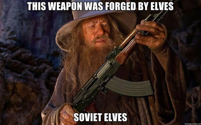 Old but soviet