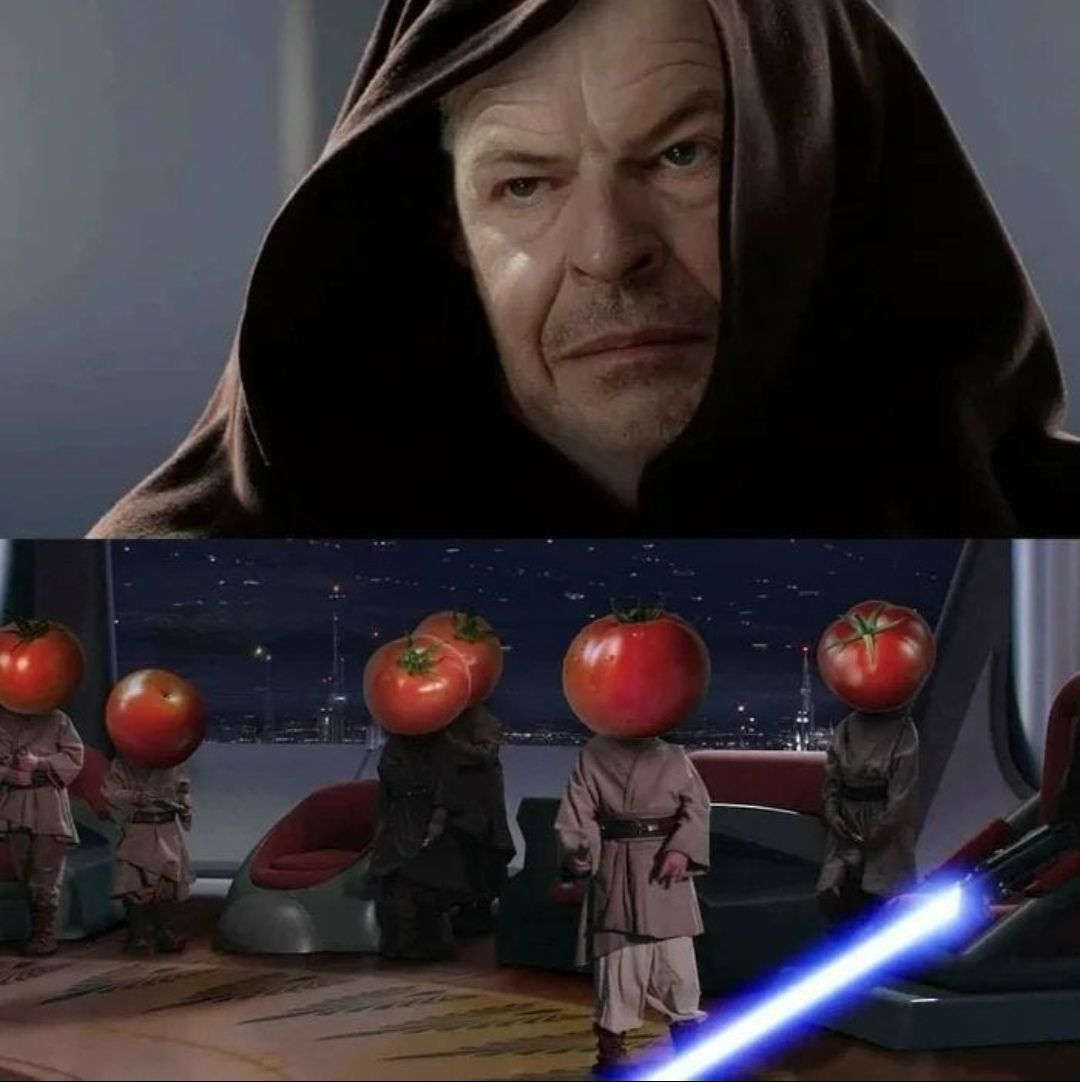 Tomato massacre