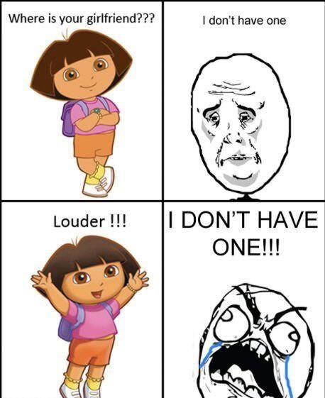 Good ol Dora days ahaha