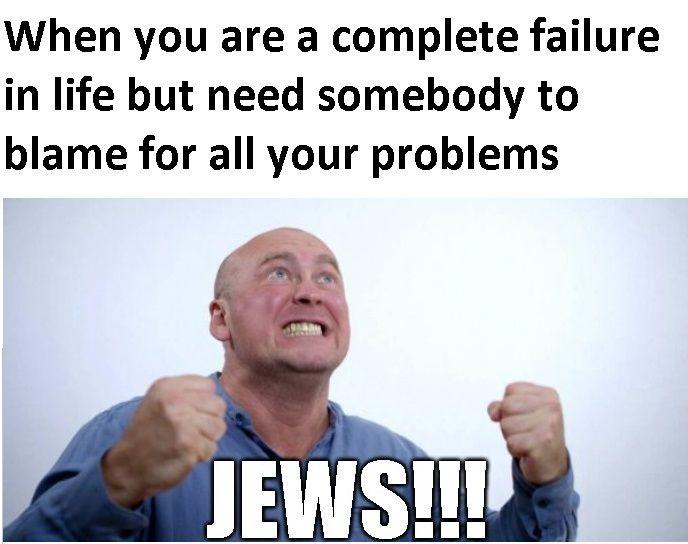 Jews bad