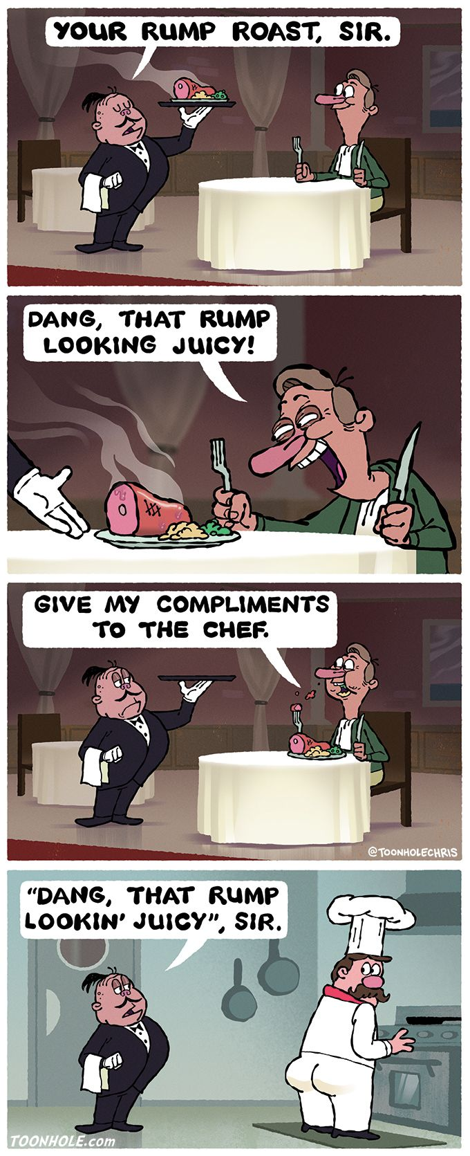 Compliments to the Chef
