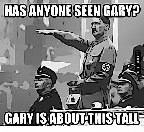 GARY! Where did his memes go?